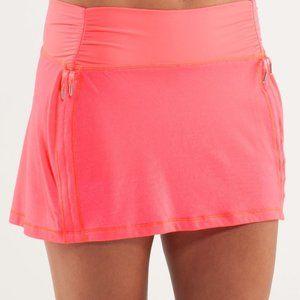 Lululemon Hot N Sweaty Skirt